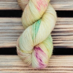 Single Merino - Lemon Sherbet