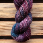 Single Merino - Purple Jeans