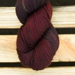 Cozy Merino - Chestnut In Red Wine
