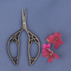 Needlework scissors - Antique Bronze