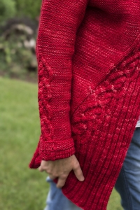 Wink  - digital knitting pattern - PDF